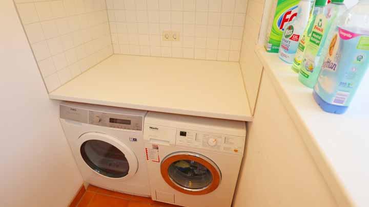 Stallegg Rose Waschmaschine